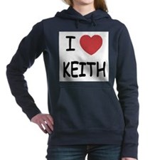 Unique Keith Women's Hooded Sweatshirt