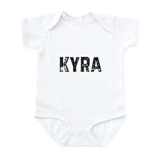 Kyra Infant Bodysuit