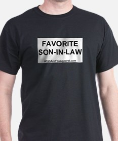 Funny Son in law T-Shirt