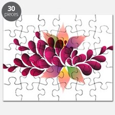 Colorful forms Puzzle