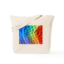 Chakra Rainbow Tote Bag