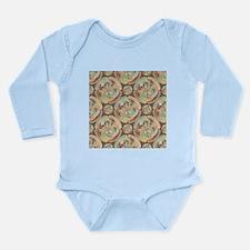 Complex geometric pattern Body Suit