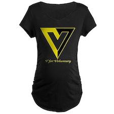 V for Voluntary T-Shirt