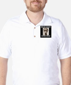 Never Forget- The Great Emu War T-Shirt