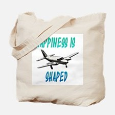Happiness is flying a Twin Tote Bag
