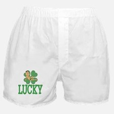 Family Guy Lucky Boxer Shorts
