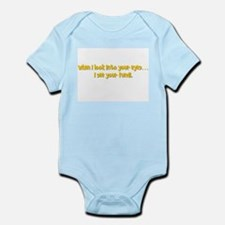 Funny College of optometry Infant Bodysuit