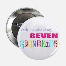 Seven Grandkids Button