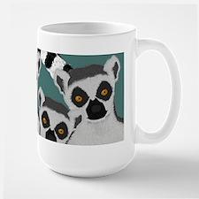 Lemurs Ceramic Mugs