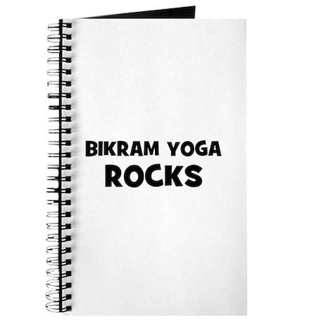 Bikram Yoga Rocks Journal