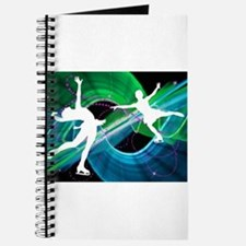 Bedazzled Figure Skaters Journal