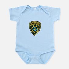 Wyoming Highway Patrol Mason Body Suit