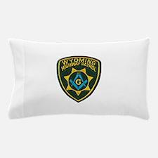 Wyoming Highway Patrol Mason Pillow Case