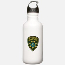 Wyoming Highway Patrol Mason Water Bottle