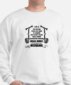 Call me Mechanic Sweatshirt