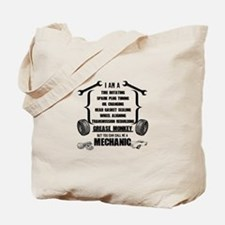 Call me Mechanic Tote Bag