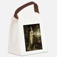 teresa vandoni Canvas Lunch Bag