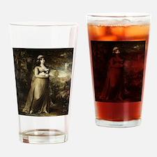 teresa vandoni Drinking Glass