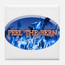 Bernie 2016 Tile Coaster