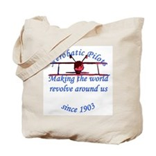 Making the world Revolve arou Tote Bag