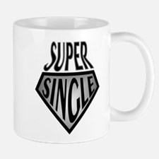 Super Hero Super Single Mugs