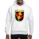 Wurzburg Hooded Sweatshirt