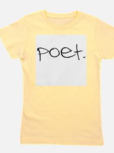 Unique Poetry Girl's Tee