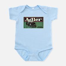 Vintage poster - Adler Typewriters Body Suit