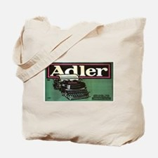 Vintage poster - Adler Typewriters Tote Bag