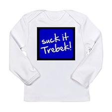 Cute Entertainment pop culture Long Sleeve Infant T-Shirt