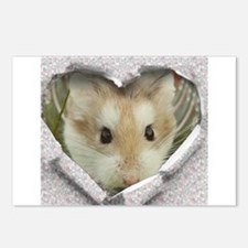 Peep Hole Hamster Postcards (Package of 8)