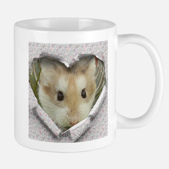 Peep Hole Hamster Mugs