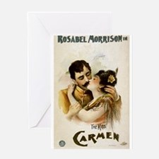 opera art Greeting Cards