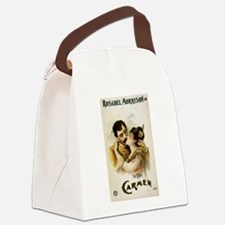 opera art Canvas Lunch Bag