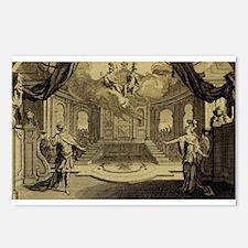opera art Postcards (Package of 8)