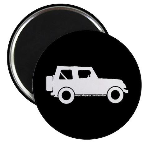 "JeepBox - 2.25"" Magnet (100 pack)"
