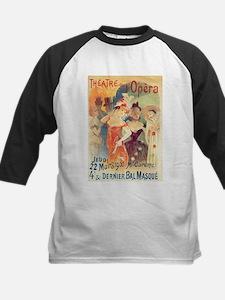 opera art Baseball Jersey