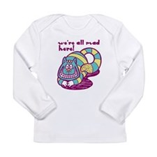 Baby punk Long Sleeve Infant T-Shirt