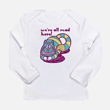 Funny Cool goth Long Sleeve Infant T-Shirt
