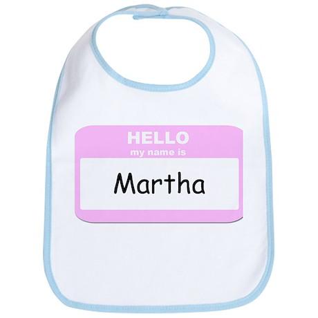 My Name is Martha Bib
