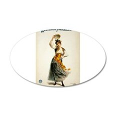 opera art Wall Decal