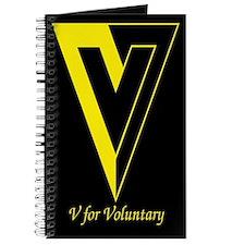 V for Voluntary Journal