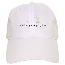 Stingray Jim Baseball Cap