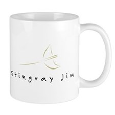 Stingray Jim Mug