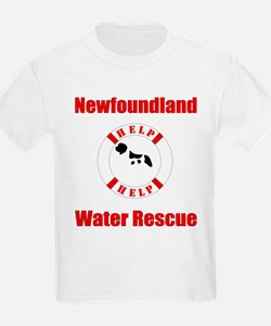 Funny Water rescue T-Shirt