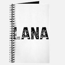 Lana Journal