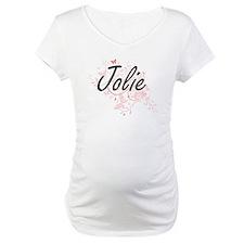 Jolie surname artistic design wi Shirt