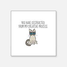 Distracted Kanye Grumpy Cat Sticker