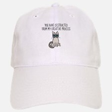 Distracted Kanye Grumpy Cat Baseball Baseball Cap