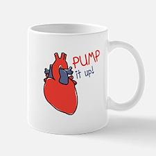 Pump It Up Mugs